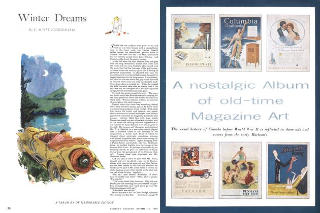 Article Preview: Winter Dreams, October 1955 | Maclean's