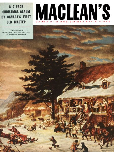 Issue: - December 1955 | Maclean's