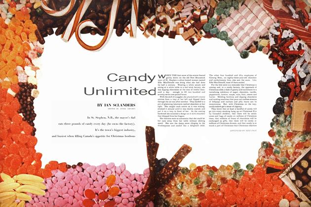 Article Preview: Candy Unlimited, December 1955 | Maclean's