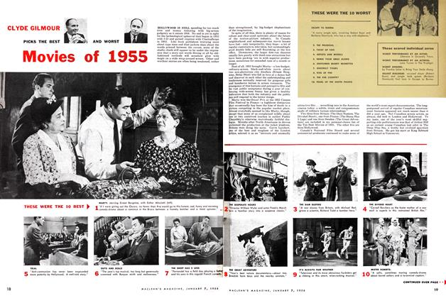 Article Preview: Movies of 1955, January 1956 | Maclean's