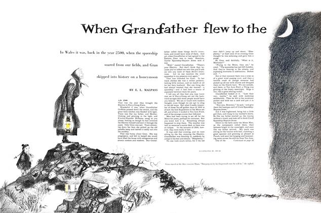 Article Preview: When Grand father flew to the, January 1956 | Maclean's