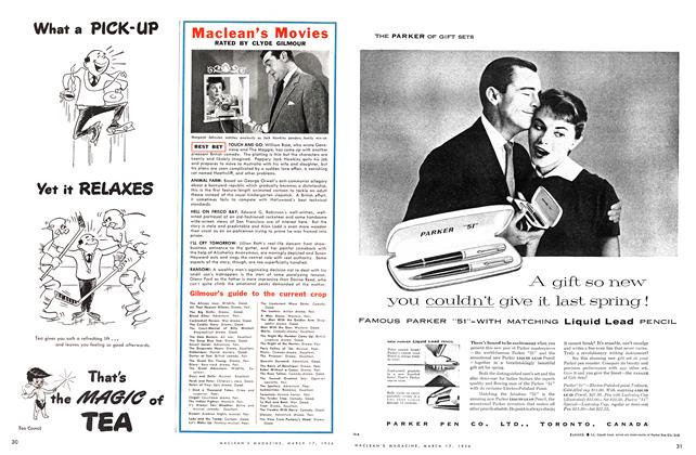 Article Preview: Maclean's Movies, March 1956 | Maclean's