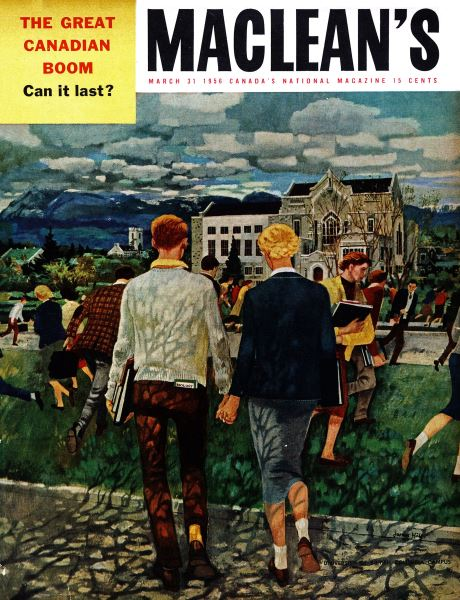 Issue: - March 1956 | Maclean's