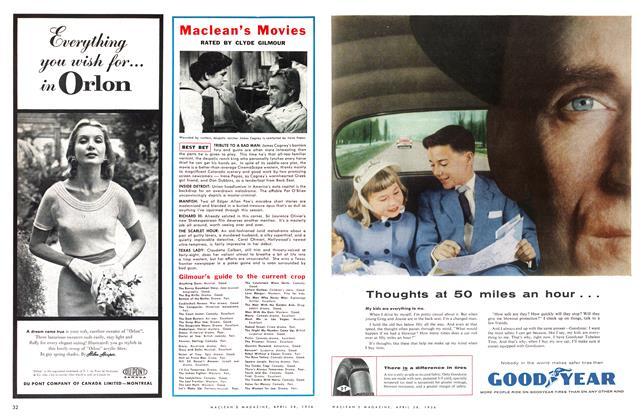 Article Preview: Maclean's Movies, April 1956 | Maclean's