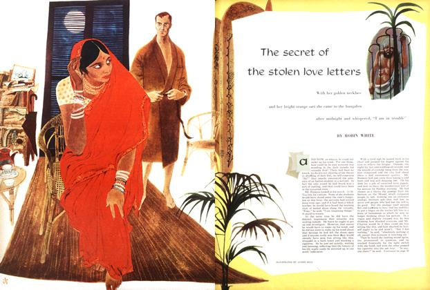 Article Preview: The secret of the stolen love letters, June 1956 | Maclean's