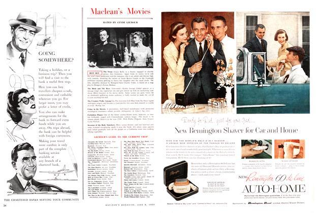 Article Preview: Maclean's Movies, June 1956   Maclean's