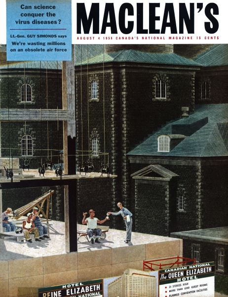Issue: - August 1956 | Maclean's