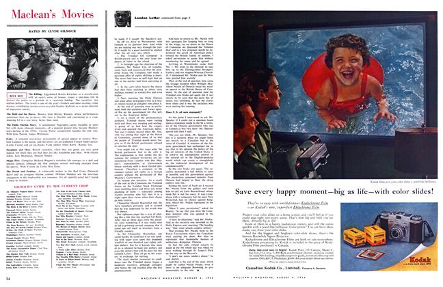 Article Preview: Maclean's Movies, August 1956 | Maclean's