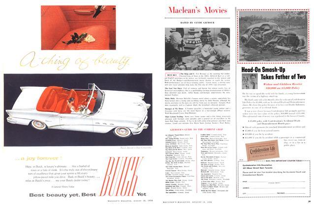 Article Preview: Maclean's Movies, August 1956 | Maclean's