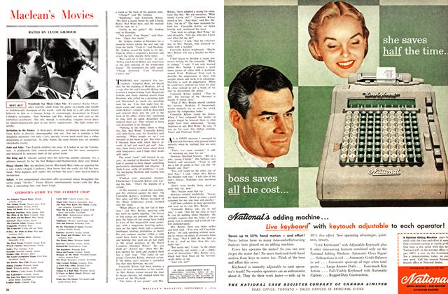 Article Preview: Maclean's Movies, September 1956 | Maclean's