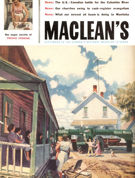 Issue: - September 1956 | Maclean's