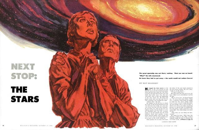 Article Preview: NEXT STOP: THE STARS, October 1956 | Maclean's