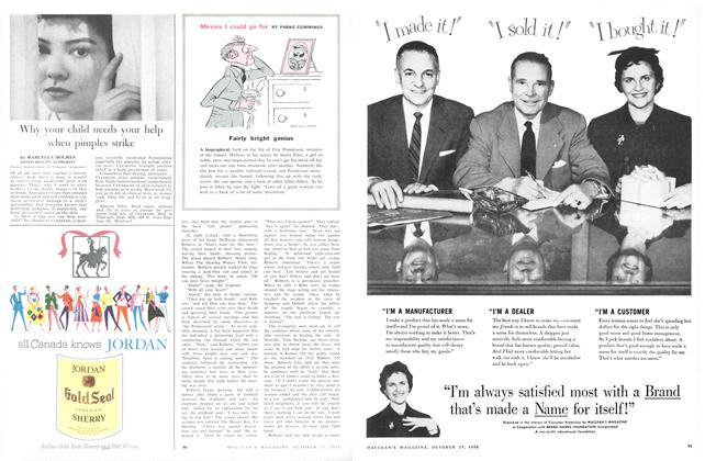 Article Preview: Movies I could go for, October 1956 | Maclean's