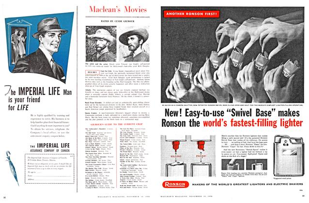 Article Preview: Maclean's Movies, November 1956 | Maclean's
