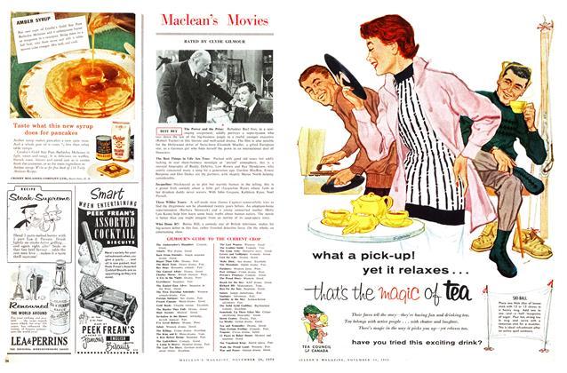 Article Preview: Maclean's Movies, November 1956 | Maclean's