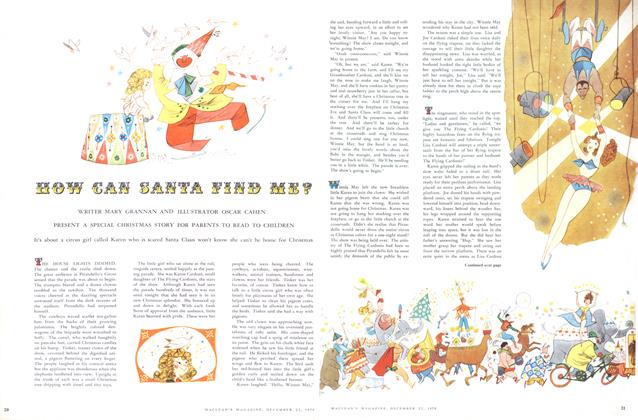 Article Preview: HOW CAN SANTA FIND ME?, December 1956 | Maclean's