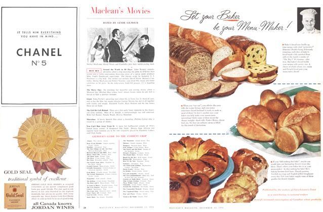 Article Preview: Mac1ean's Movies, December 1956 | Maclean's