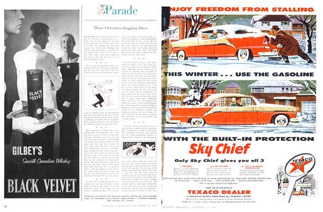 Article Preview: Parade, December 1956 | Maclean's