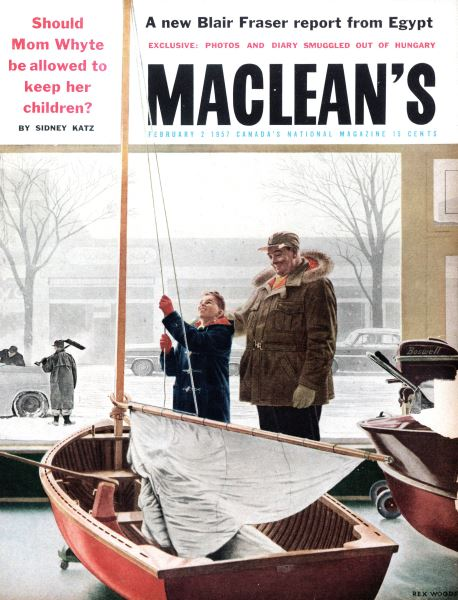 Issue: - February 1957 | Maclean's