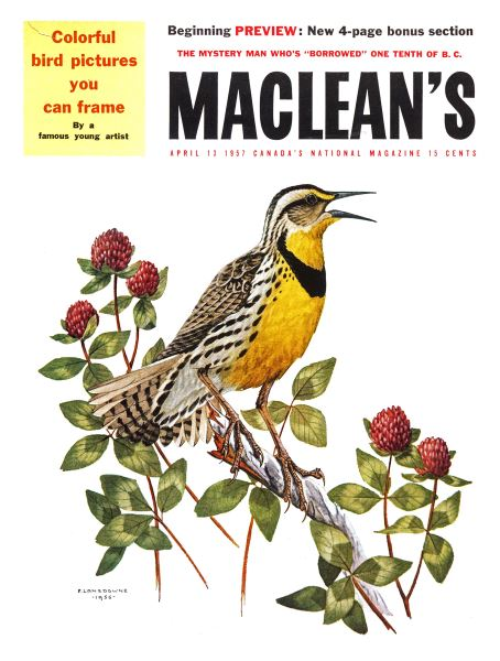 Issue: - April 1957 | Maclean's