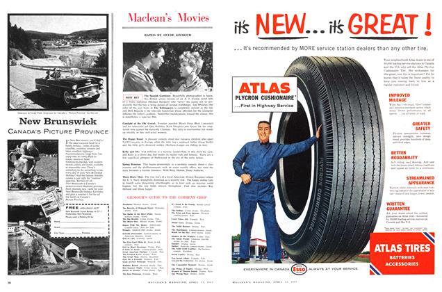Article Preview: Maclean's Movies, April 1957 | Maclean's