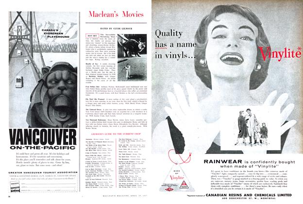 Article Preview: Maclean's Movies, April 1957 | Maclean's