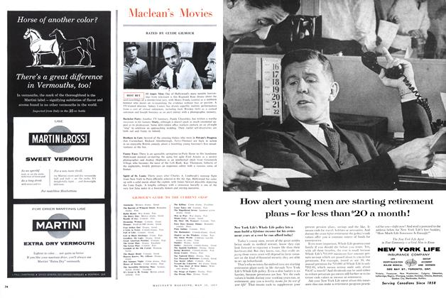 Article Preview: Maclean's Movies, May 1957 | Maclean's