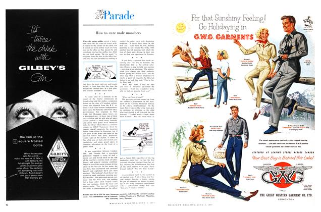 Article Preview: Parade, June 1957 | Maclean's