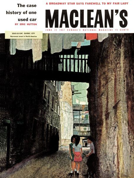 Issue: - June 1957 | Maclean's