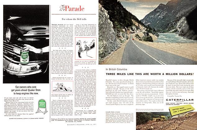Article Preview: Parade, June 1957 | Maclean's