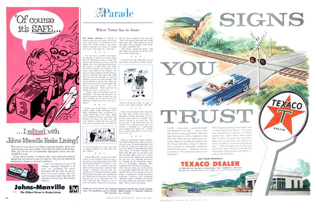 Article Preview: Parade, July 1957   Maclean's