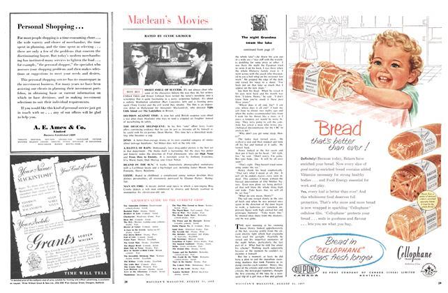 Article Preview: Maclean's Movies, August 1957 | Maclean's