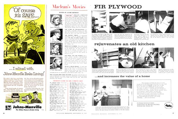Article Preview: Maclean's Movies, September 1957 | Maclean's