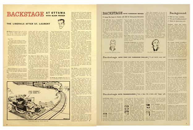 Article Preview: THE LIBERALS AFTER ST. LAURENT, September 1957 | Maclean's