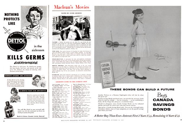 Article Preview: Maclean's Movies, October 1957 | Maclean's
