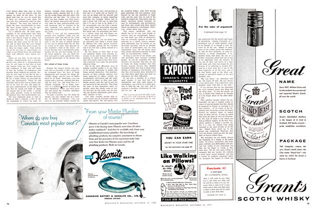 Article Preview: Punctuate it!, October 1957 | Maclean's