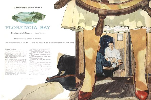 Article Preview: FLORENCIA BAY, November 1957 | Maclean's