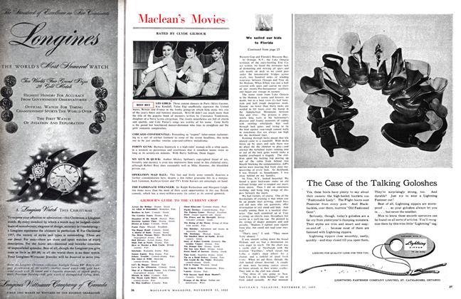 Article Preview: Maclean's Movies, November 1957 | Maclean's