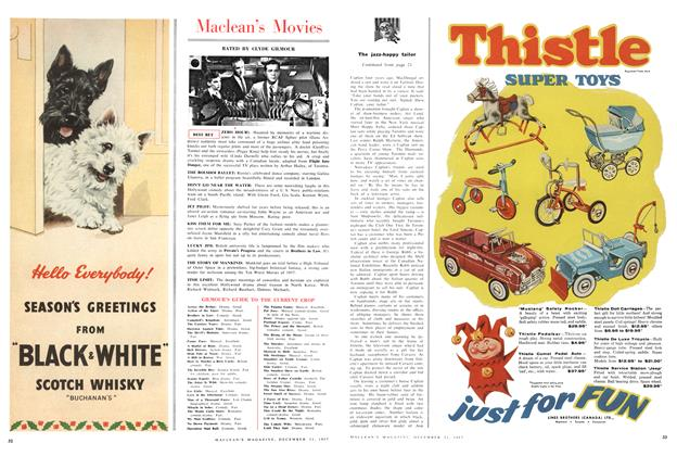 Article Preview: Maclean's Movies, December 1957 | Maclean's