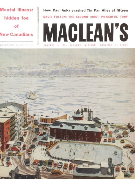 Issue: - January 1958 | Maclean's