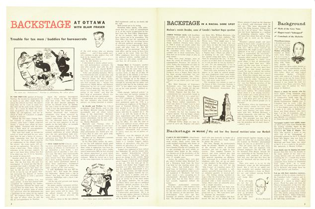 Article Preview: Maclean's revisits Dresden, scene of Canada's touchiest Negro question, January 1958 | Maclean's