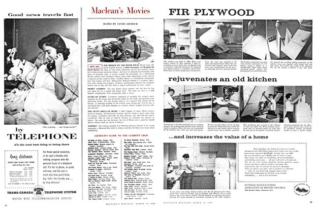 Article Preview: Maclean's Movies, March 1958   Maclean's