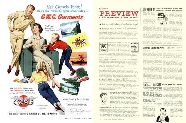 Article Preview: PREVIEW, June 1958 | Maclean's