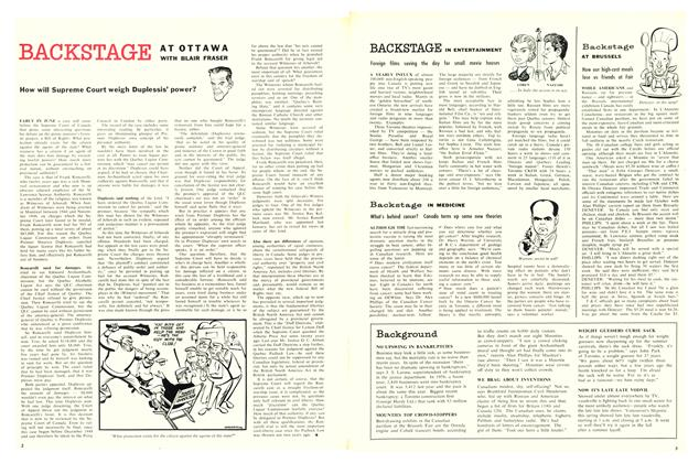 Article Preview: IN ENTERTAINMENT, June 1958 | Maclean's