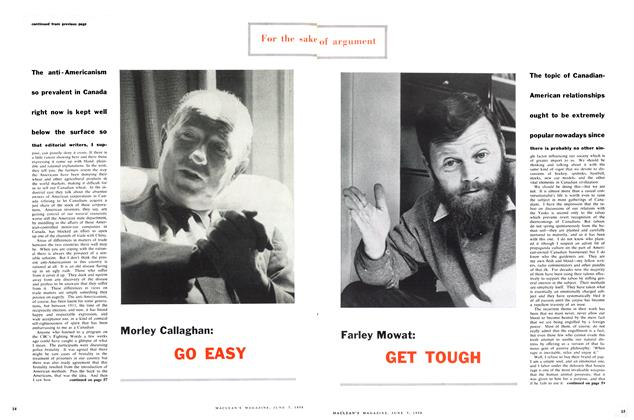 Article Preview: GO EASY, June 1958 | Maclean's
