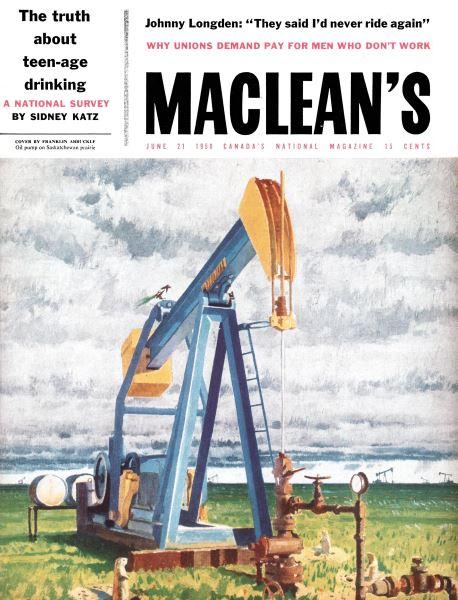 Issue: - June 1958 | Maclean's