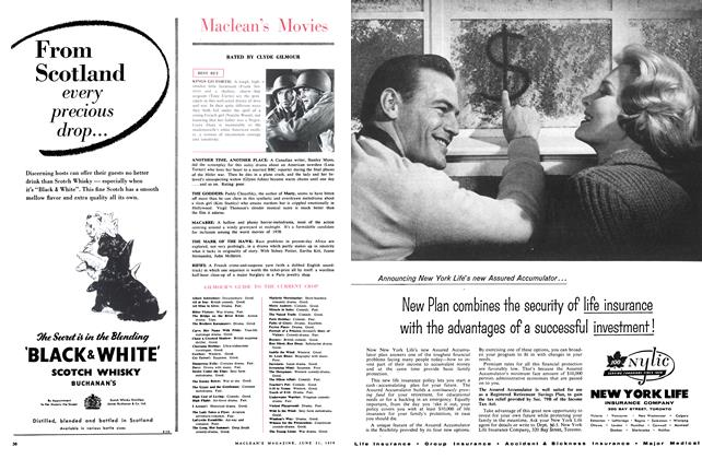 Article Preview: Maclean's Movies, June 1958 | Maclean's