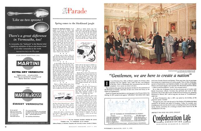 Article Preview: Parade, July 1958 | Maclean's