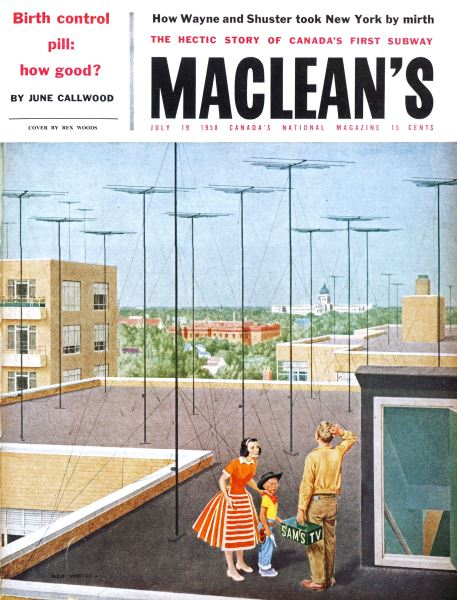 Issue: - July 1958 | Maclean's