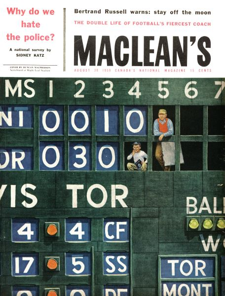 Issue: - August 1958 | Maclean's